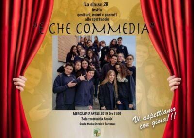 """Spettacolo teatrale """"E che commedia"""""""